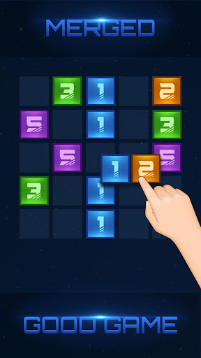 Dominoes Puzzle Science style - screenshot