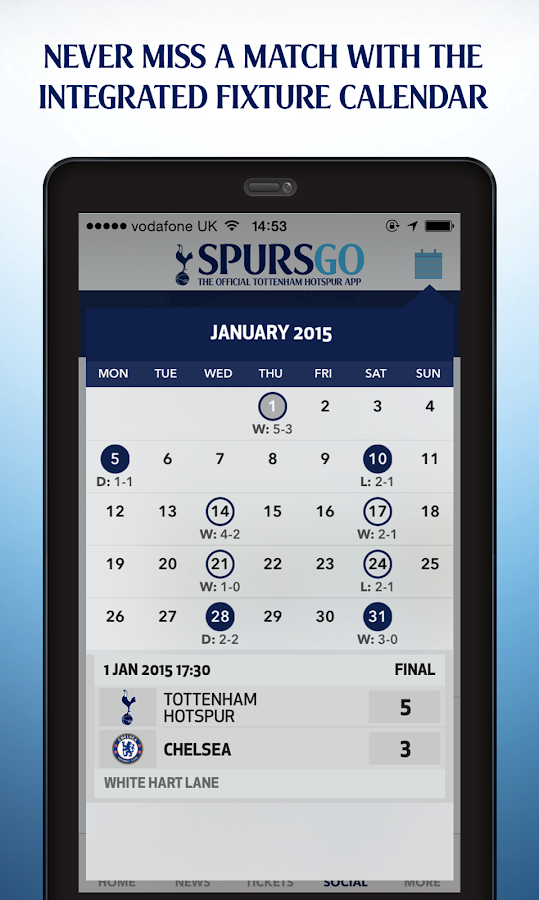 Spurs Go- screenshot
