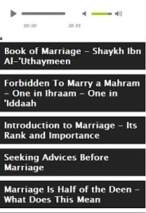 Book of Marriage | Dr.Saleh As-Saleh Mp3 - náhled