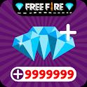 Scratch Win Free Diamond 2021 icon