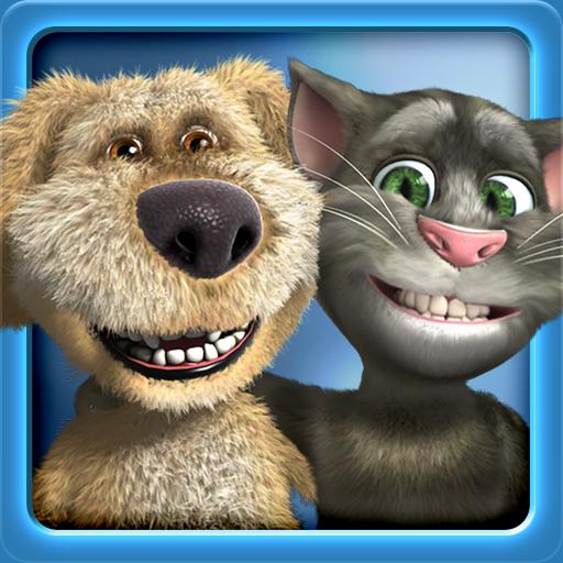 Talking Tom & Ben News (app)
