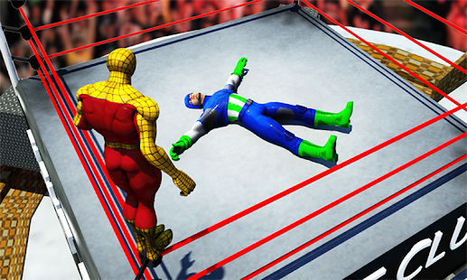 [Download Grand Superheroes Ring Battle for PC] Screenshot 4