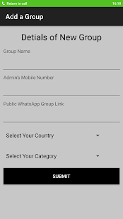 Groups For WhatsApp - Unlimited WhatsApp Groups - náhled