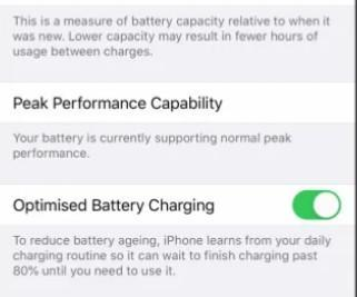 battery optimization tricks