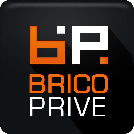 Brico Privé - Ventes privées brico, maison, jardin Icon