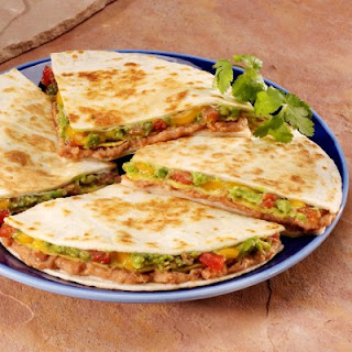 Spice Up Your Next Party with a Crunchy Quesadilla Stack