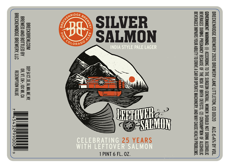 Logo of Breckenridge Silver Salmon IPL