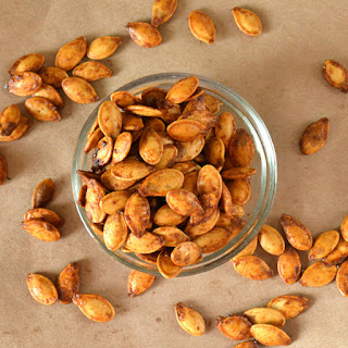Sweet and Savory Pumpkin Seed.