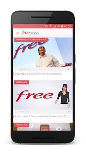 Freenews – Vignette de la capture d'écran