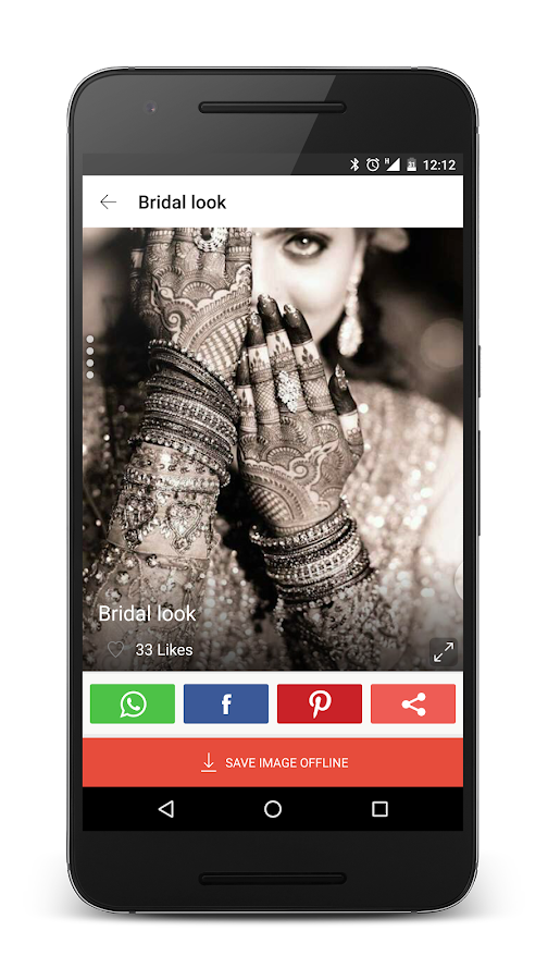 Mehndi, Beauty & Bridal Design- screenshot