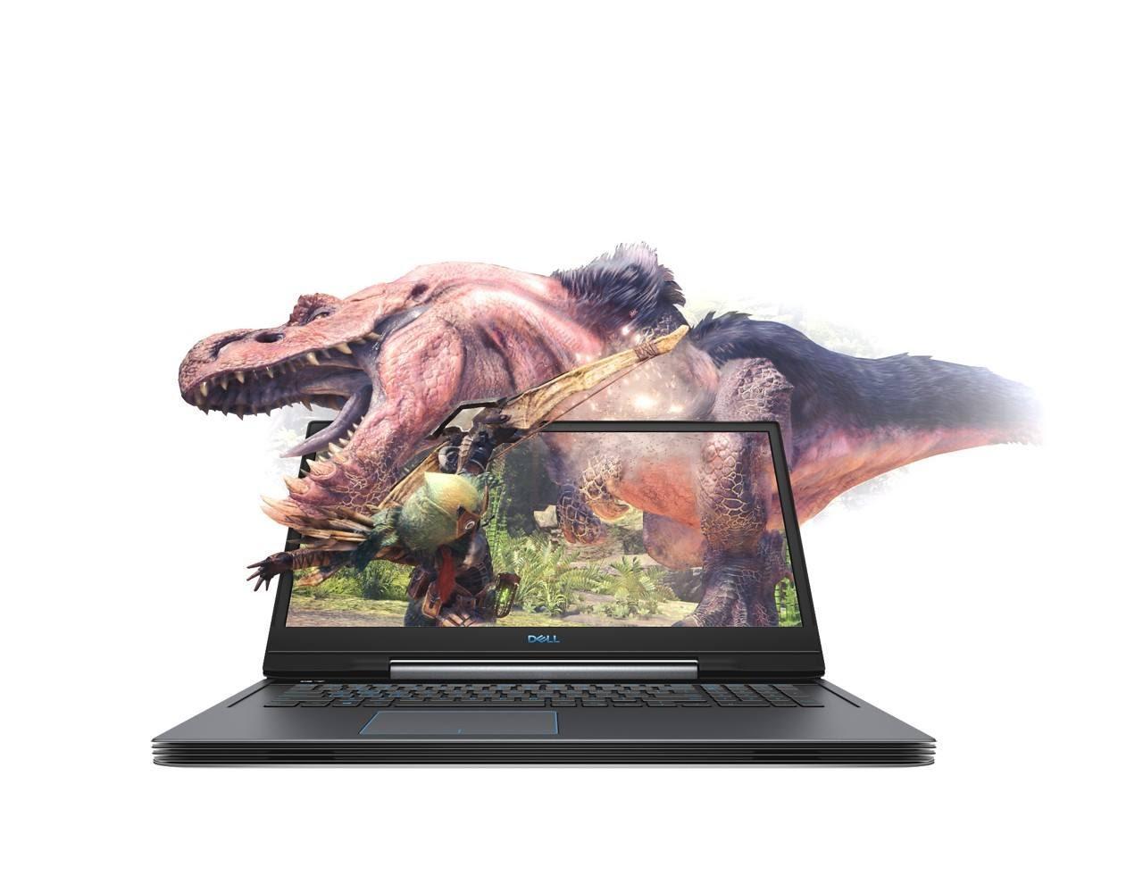 Dell (LT) nuotrauka.
