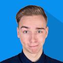 Dylan Haegens Fanapp icon
