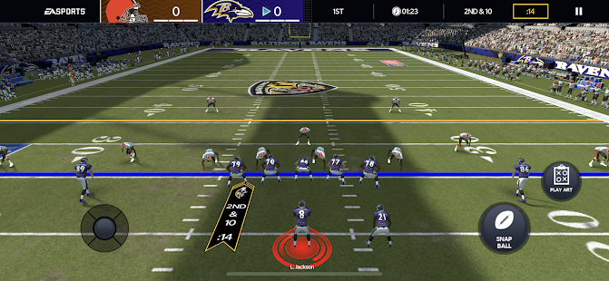 Madden NFL 21 Mobile Football Screenshot