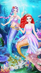 Mermaid-Princess-Beauty-Salon