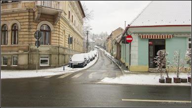Photo: Cluj-Napoca, Str. Avram Iancu , intersectie cu Str. Bisericii - 2018.01.19