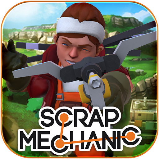 Scrap Mechanic Game