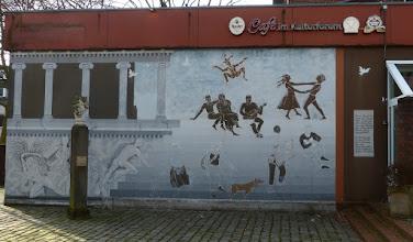 Photo: Cafe im Kulturforum