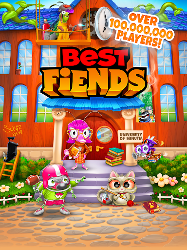 Best Fiends - Free Puzzle Game 8.5.1 screenshots 15