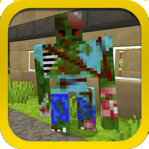 New adventure - Living Dead. survival MCPE map