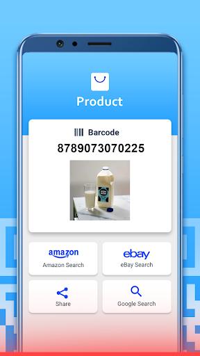 QR Barcode Reader Extra 2020 1.0.3 screenshots 3