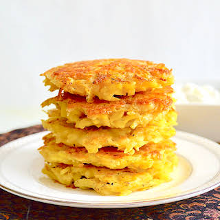 Ground Beef Pancakes Recipes.
