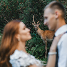 婚禮攝影師Andrey Sasin(Andrik)。16.10.2018的照片