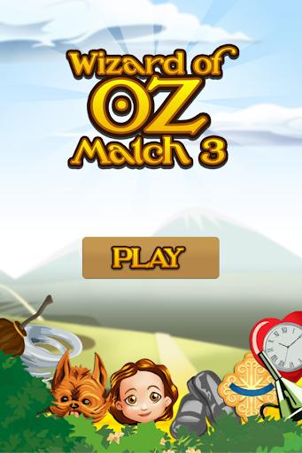 Match 3: Wizard of Oz