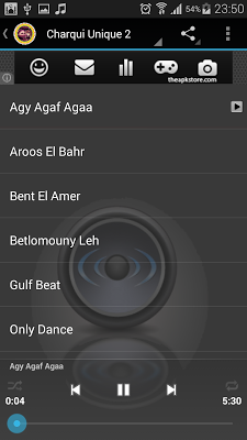 Belly Dance Arabic Music - screenshot