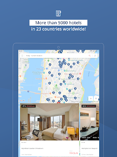 Dayuse: Hotel rooms for the day Screenshot