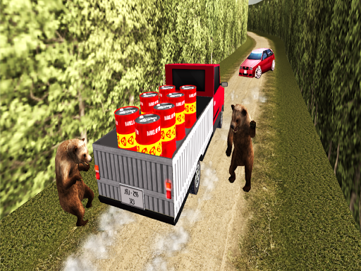 玩模擬App|貨物トラックエクストリームオフロード免費|APP試玩