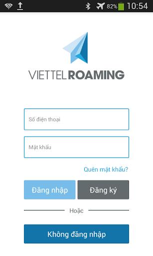 Viettel Roaming