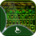 TouchPal Emoji Weed Theme icon