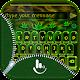 TouchPal Emoji Weed Theme