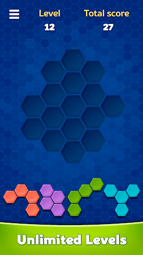 Hexa Block Puzzle apkpoly screenshots 9