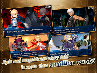 Fate/Grand Order (English) APK screenshot thumbnail 14