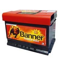 60 Ah Startbatteri Banner Power Bull