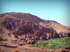 Photo: údolí Dadés