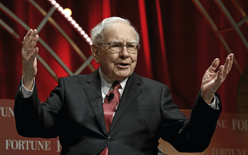 Warren Buffett. Picture: REUTERS