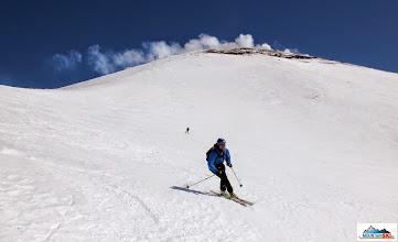 Photo: Skiers: Pazout & Katka, location: slopes of Avachinsky
