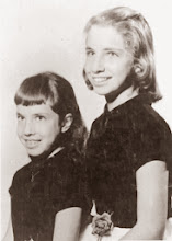 Photo: 1959 Laura and Barbara