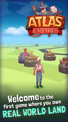 Atlas Empires - Build an AR Empire  captures d'écran 1