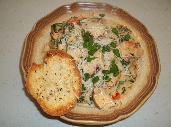 Creamy Cajun Chicken And Spinach Pasta Recipe
