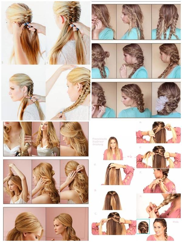 Outstanding Long Hairstyle Tutorials Android Apps On Google Play Short Hairstyles For Black Women Fulllsitofus