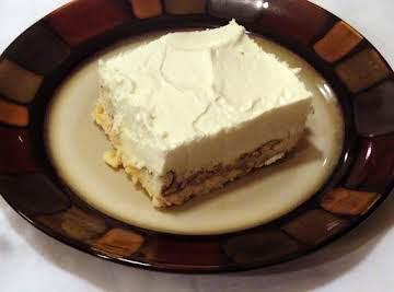 Malted Milk Pie