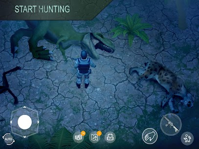 JURASSIC SURVIVAL MOD APK V2.7.0 (MOD MENU,MONEY/CRAFT/SPLIT) 2