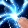 Electrical Lightning Touch Thunder Live Wallpapper