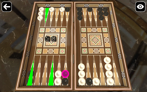 Original Backgammon 1.7 Screenshots 6