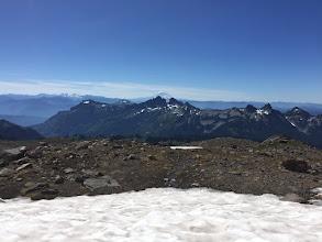 Photo: Tatoosh Mountains and Mount Adams