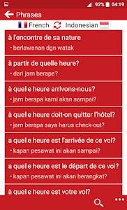 Indonesian - French 2.3 (Premium)