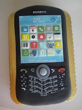 Photo: Blackberry Cake